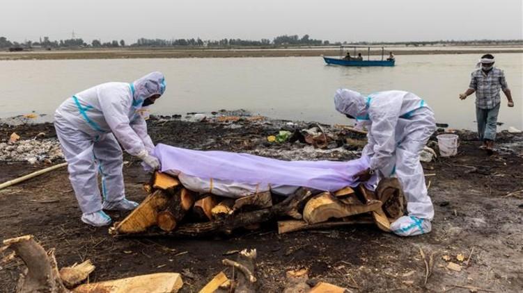 Bihar Ganges bodies UP