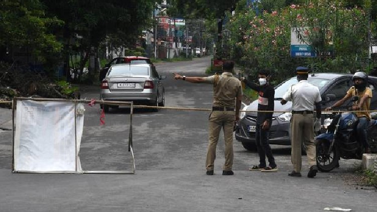 covid precautions strengthened Ernakulam
