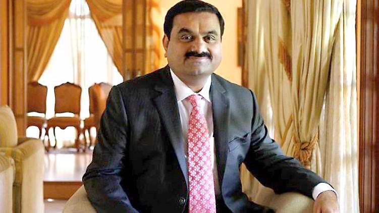 Gautam Adani 14th Richest