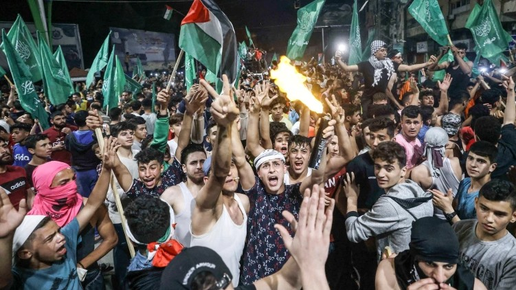 Hamas Claims Victory Ceasefire