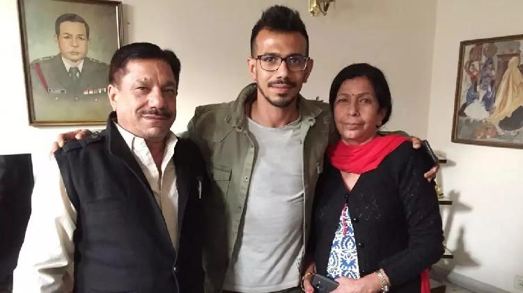 IPL suspended Yuzvendra Chahal