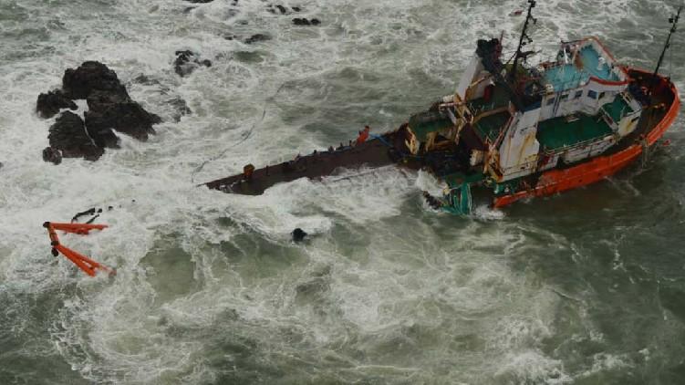 Mumbai barge Five Keralites