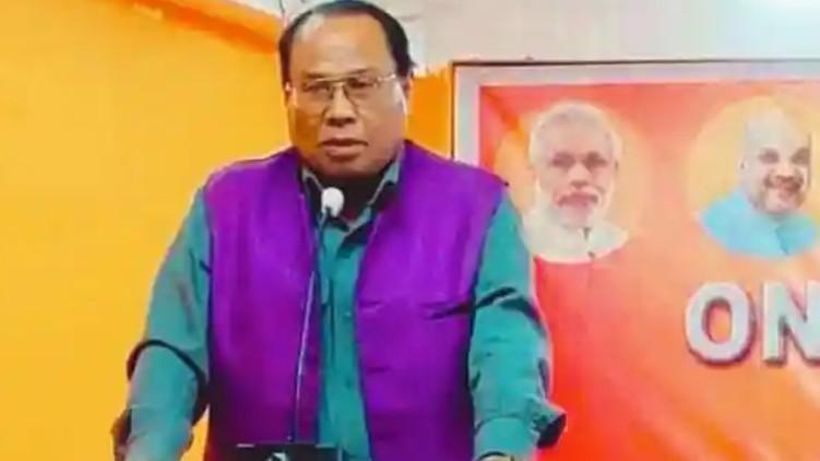 Manipur Tikendra Singh died