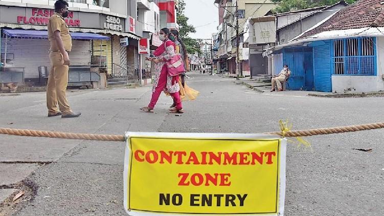 restrictions 23 panchayats Ernakulam
