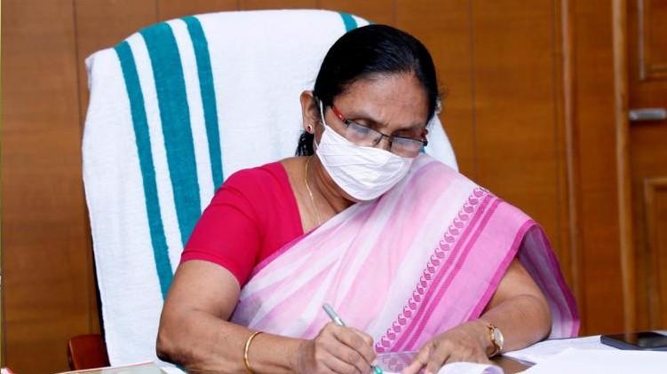 KK Shailaja not cabinet