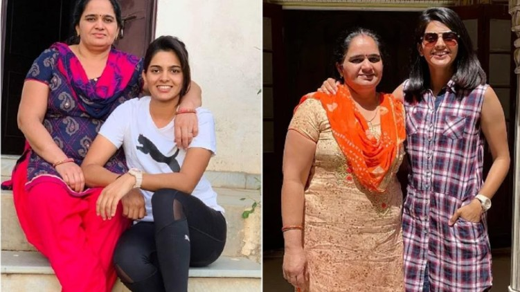 Priya Punia mother COVID