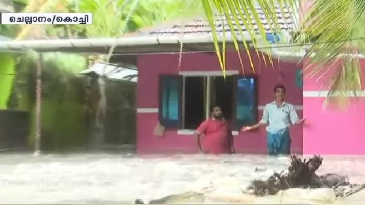 chellanam sea attack