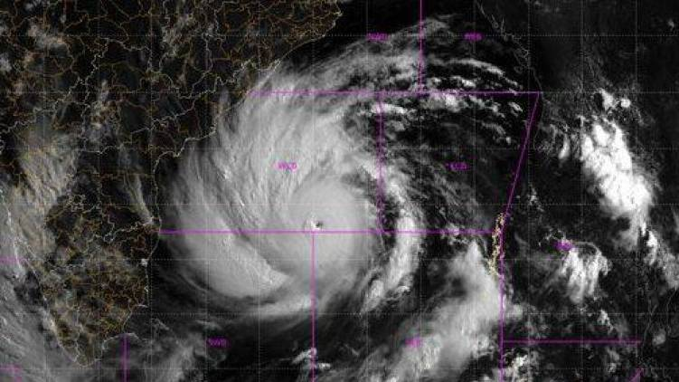 another cyclone yaas in bay of bengal