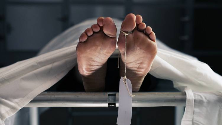 congress booth president dead body gone missing