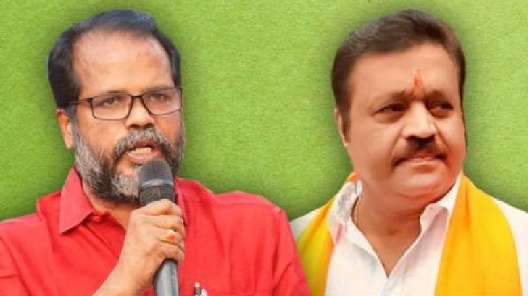 Suresh Gopi third thrissur