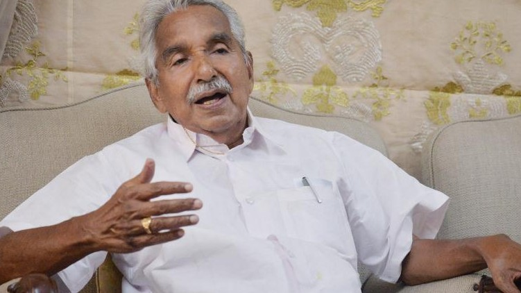 Oommen Chandy response victory