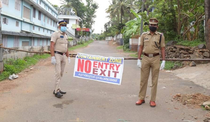 kerala govt extends lockdown