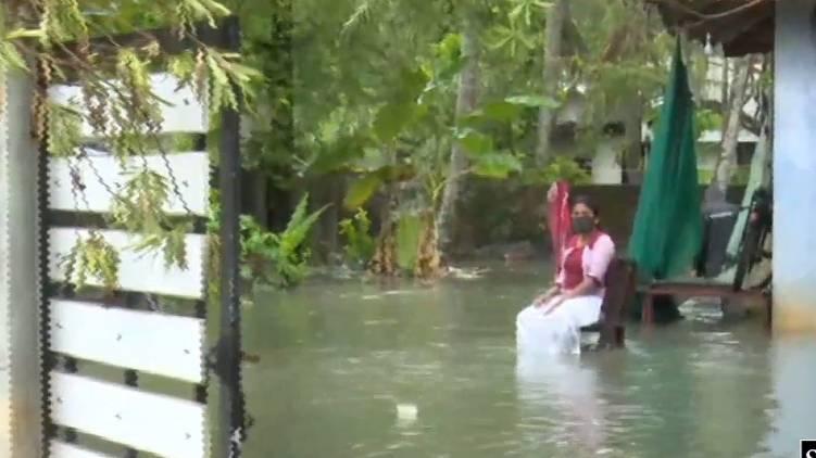 kochi under flood threat