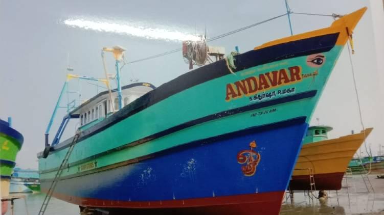 murugan thunai boat sank in lakshadweep