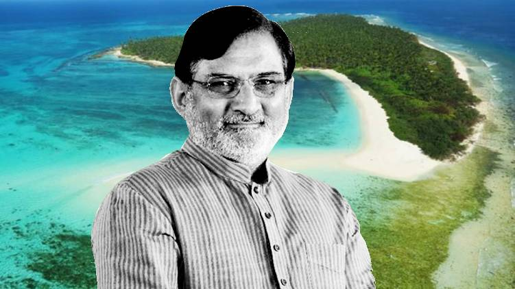 no backing from lakshadweep reforms says administrator