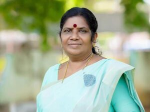 j chinchurani cpi gets women minister after 5 decades