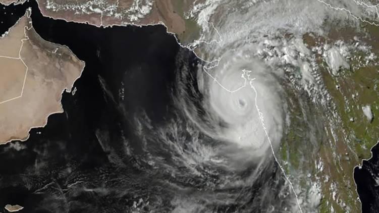 tauktae cyclone strength decreased