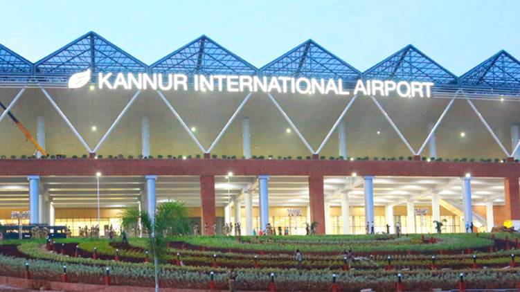 9 kilogram gold seized this year from kannur airport