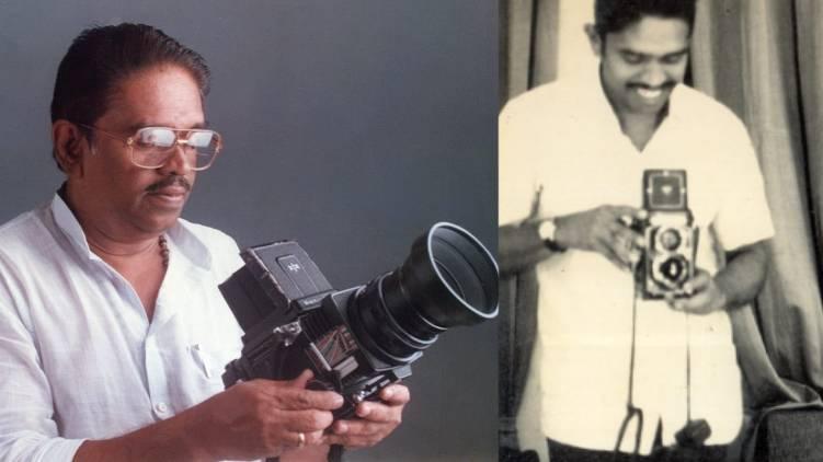 R sivan kerala first press photographer