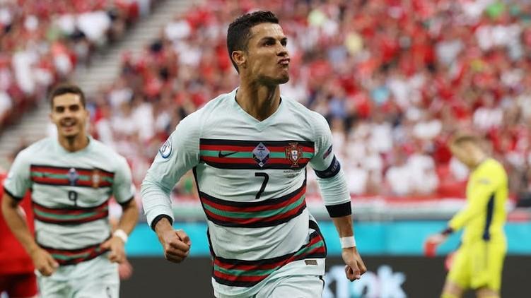 portugal won hungary euro