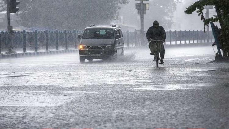 Chance of Rain kerala
