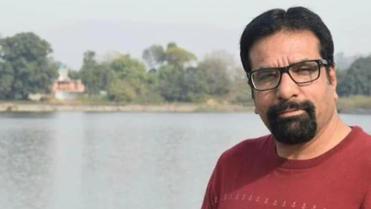 BJP leader shot Pulwama