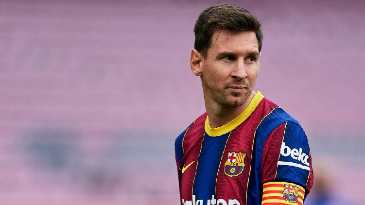 Lionel Messi renew Barcelona