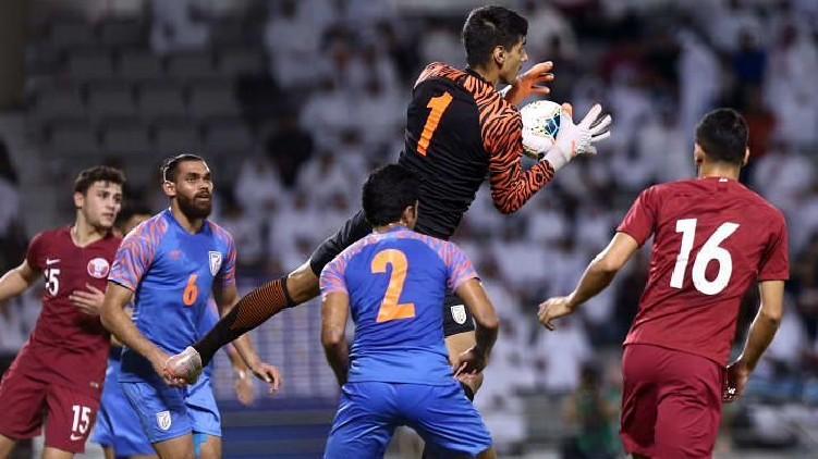 india qatar world qualifier
