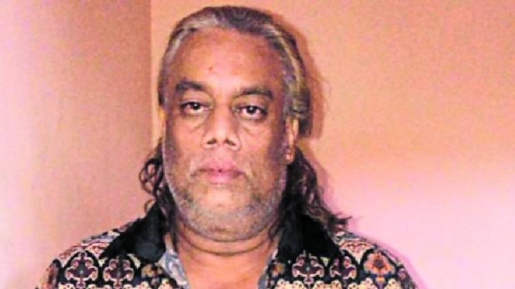 Beauty parlor Ravi pujari