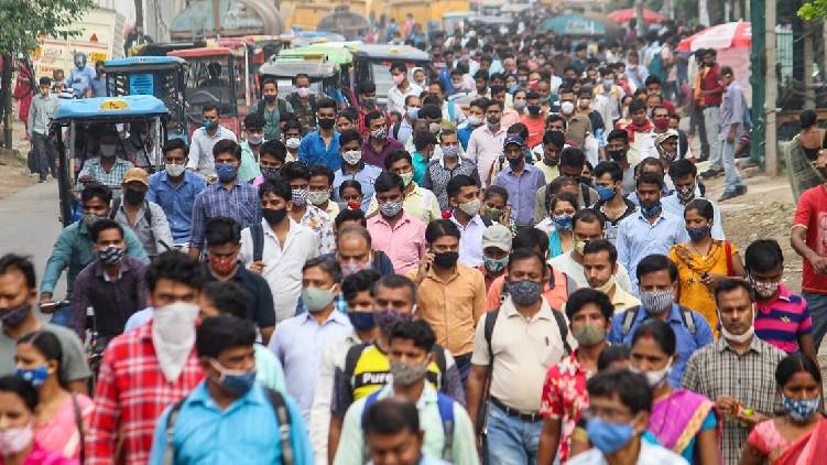 covid update india health