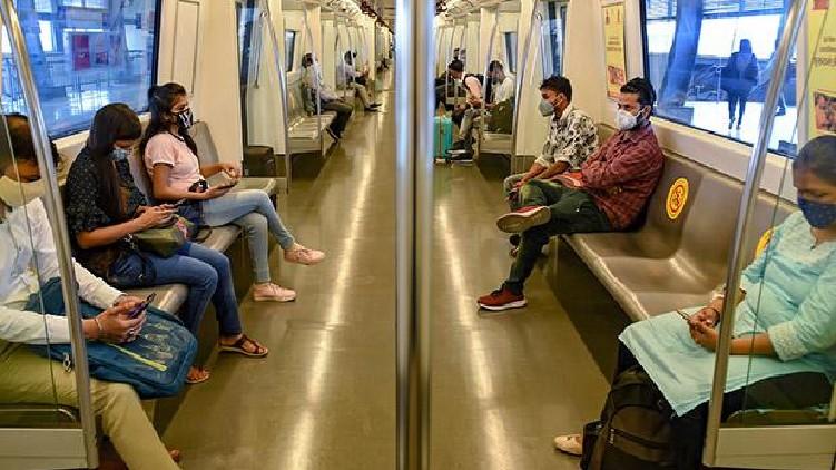 Delhi metro resumes tomorrow