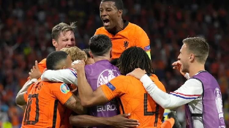Euro Netherlands won Ukraine