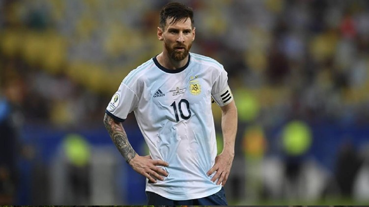 Messi worrying contracting COVID