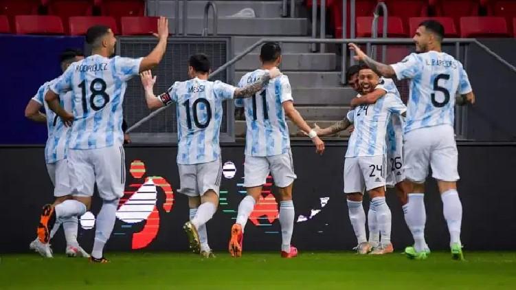 argentina won against paraguay