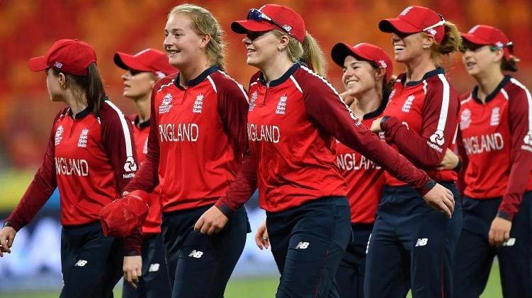 England Women squad India