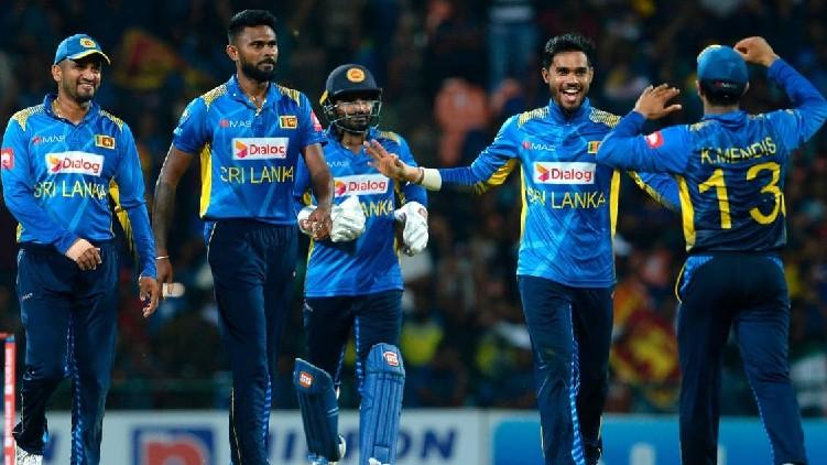 srilanka england tour starts today