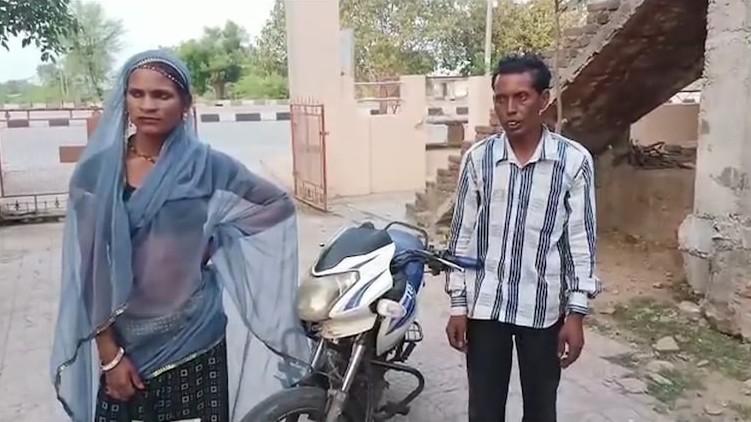 Man woman sister's harasser