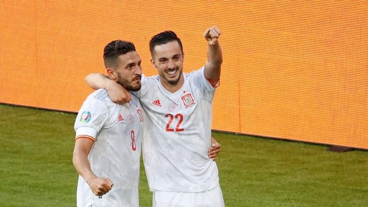 euro spain won slovakia