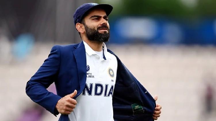 best Test side Kohli
