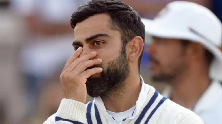 Kohli hints changes Test