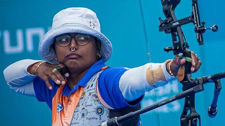 Deepika Kumari Reclaims Ranking