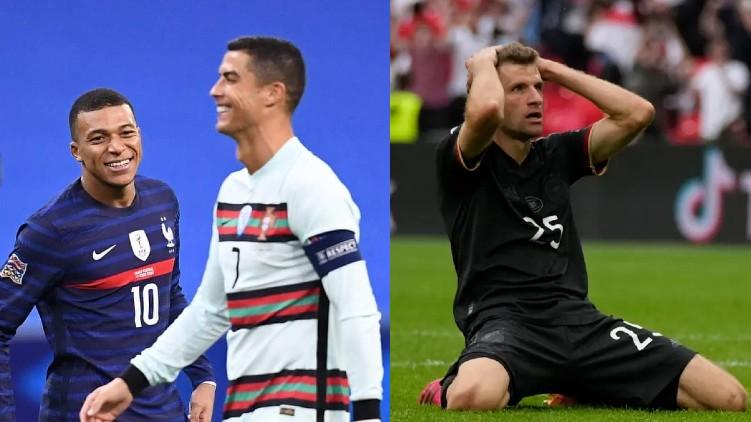 euro teams lost quarter
