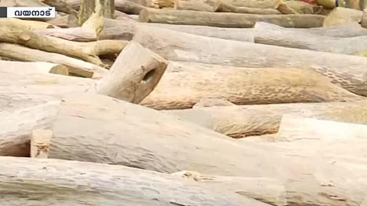 wood robbery