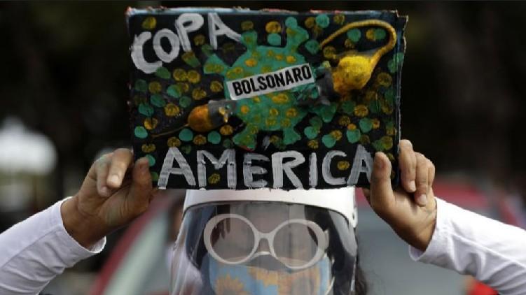 Brazil Court Copa America