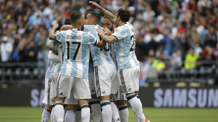 Argentina Copa America squad