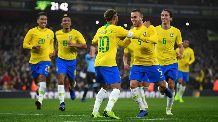 copa america brazil team