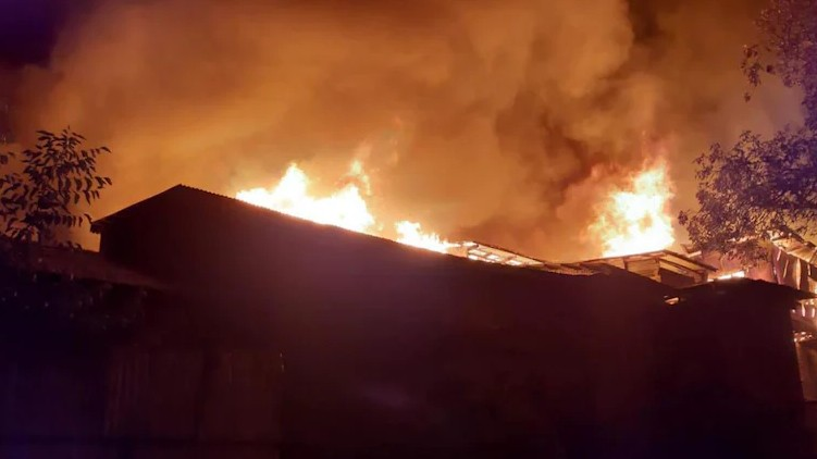 police rescue fire kashmir