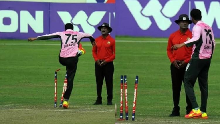 Shakib Hasan banned matches