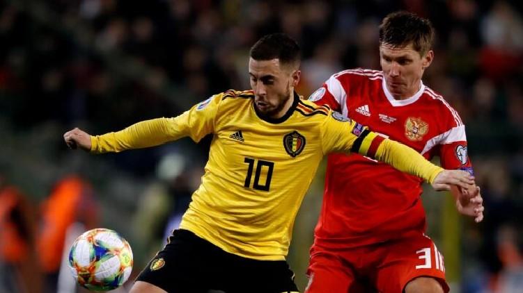 euro cup belgium russia