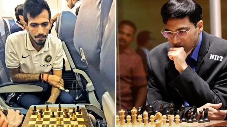 Chahal Viswanathan Anand Chess